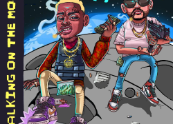 "Swaggu Ft. Eastsyde Tone – ""Walking On The Moon"""