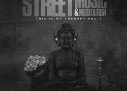 """ScrilltownMO and Sony Music release Street Music & Meditation """"This Is My Therapy"""""""