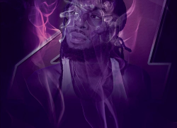 "New Orleans Rapper LouiVon Releases ""Purple Ice 4"" Project"