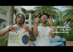 """Akron, Ohio Rappers Benjimims & MB4L Kane Drops New Visual For """"Big Dawg"""" Feat. Ripp Flamez"""