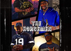 The Horsemen Drop Their Self Titled Debut Album
