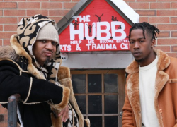 """Al-Tariq Best AKA Mr. HUBB And R&B Hunter Deliver A Powerful Message with """"Live For Something"""""""