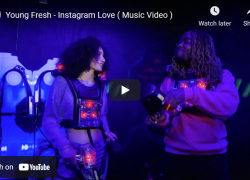 "Young Fresh Releases ""Instagram Love"" Video"