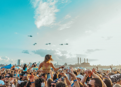 Project 91 brings New York City nightlife back with the first festival since 2019, featuring GOLDFISH, PHANTOMS & DEVAULT