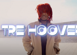 """Tre Hoover Drop Visual to """"New Race"""" Directed by Stay Focused Films"""