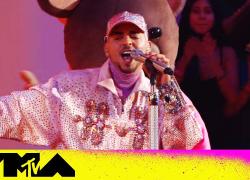 """Ozuna Performs """"La Funka""""   2021 VMAs"""
