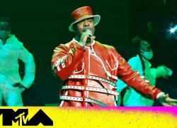 Busta Rhymes ft. Spliff Star Perform a Medley of Hits   VMAs 2021