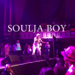 Soulja Boy At BirthdayBash20 Atl
