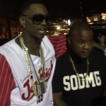 Soulja Boy Reppin BMF At BirthdayBash20 ATL