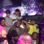 Kanye Future Drake @Chainz Party