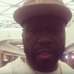 50 cent says airport employee was high off something