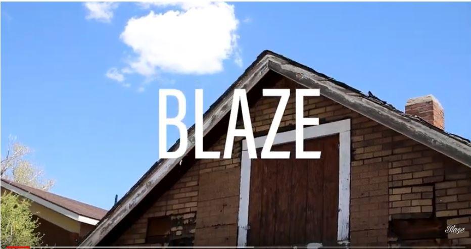 New Video: Blaze – LAMF   @blazetr_ent