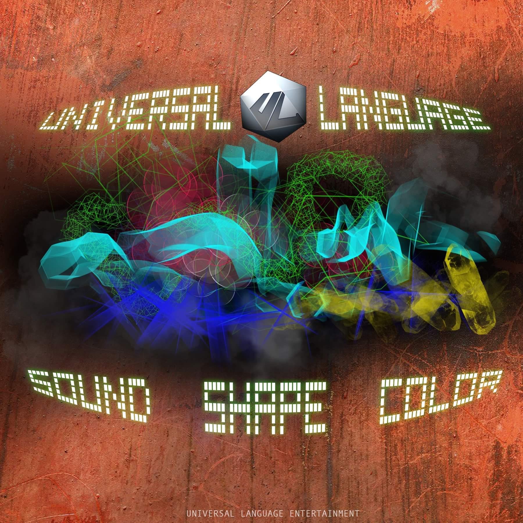 Universal Language Entertainment Drops 'Sound Shape Color'