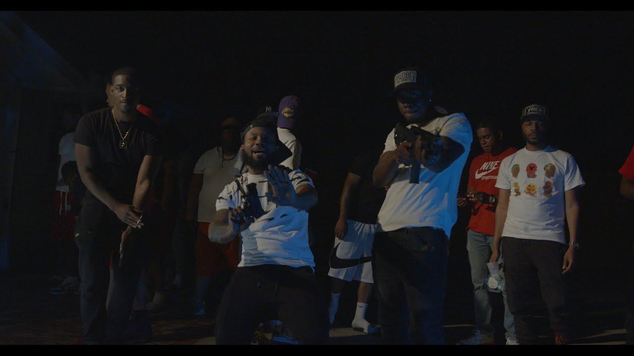 "Frank Cook Ft. Kool G Rap, Cory Gunz & Norm Bates – ""On The Sidewalk PT. 2"""